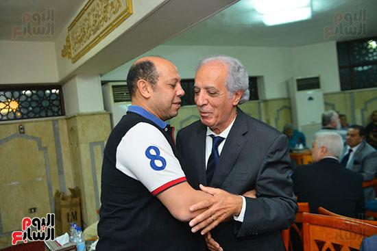 عزاء شقيقة سمير عدلي (28)