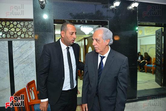عزاء شقيقة سمير عدلي (7)