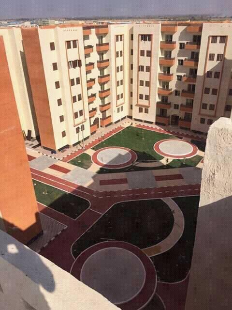 طفرة معمارية وتركيبة فنية ساحرة ترسم مدينة طيبة الجديدة أول مدينة بطراز عالمي (3)