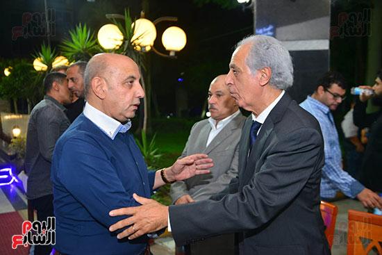 عزاء شقيقة سمير عدلي (6)