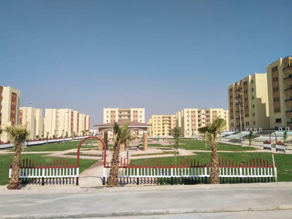 طفرة معمارية وتركيبة فنية ساحرة ترسم مدينة طيبة الجديدة أول مدينة بطراز عالمي (28)