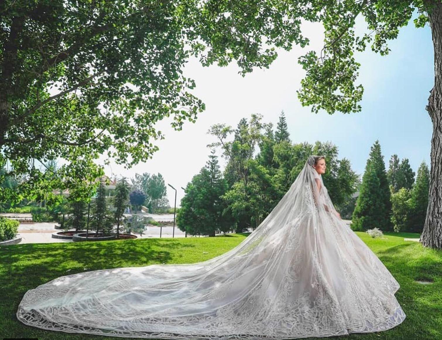 حفل زفاف نجل إيلى صعب (2)