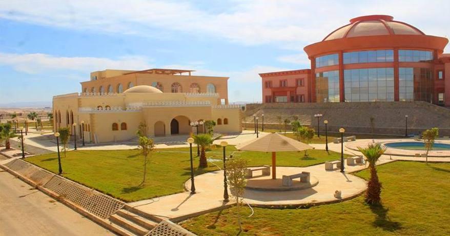 طفرة معمارية وتركيبة فنية ساحرة ترسم مدينة طيبة الجديدة أول مدينة بطراز عالمي (8)