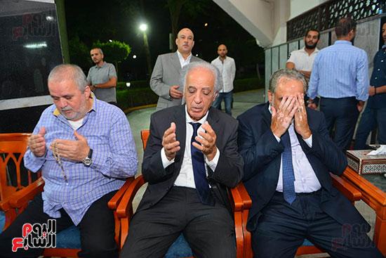 عزاء شقيقة سمير عدلي (8)