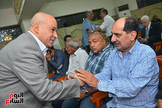 عزاء شقيقة سمير عدلي (5)