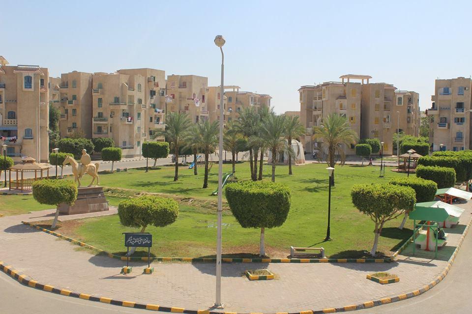 طفرة معمارية وتركيبة فنية ساحرة ترسم مدينة طيبة الجديدة أول مدينة بطراز عالمي (9)