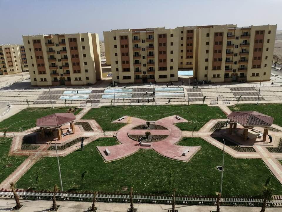 طفرة معمارية وتركيبة فنية ساحرة ترسم مدينة طيبة الجديدة أول مدينة بطراز عالمي (6)