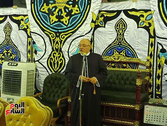 عزاء شقيق حسام حسن وابراهيم حسن (8)