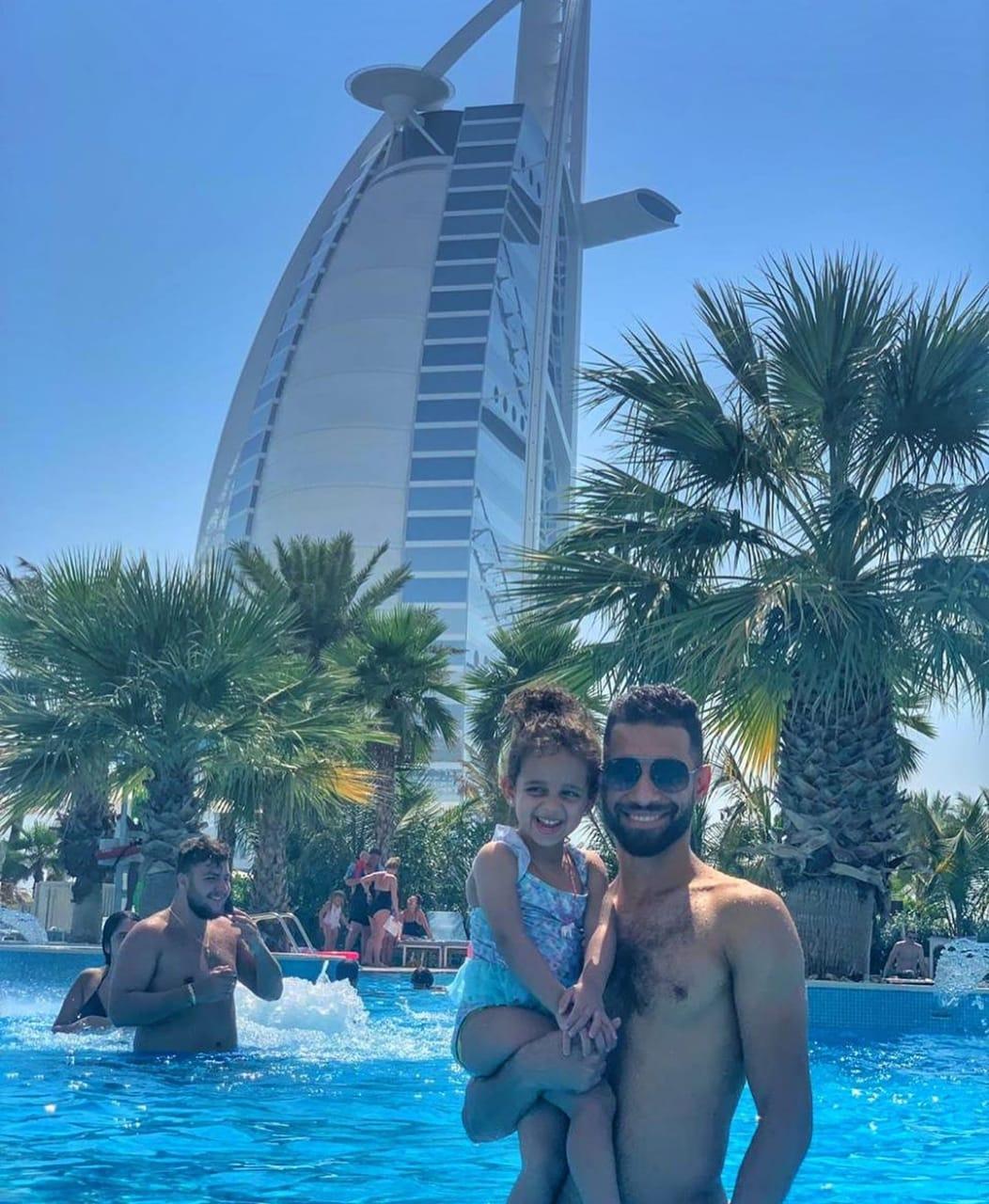 عمرو السولية و أبنته