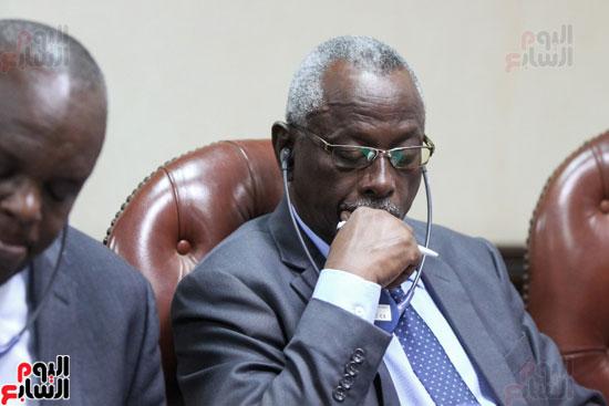 إجتماع رؤساء الصحف الأفارقة (22)