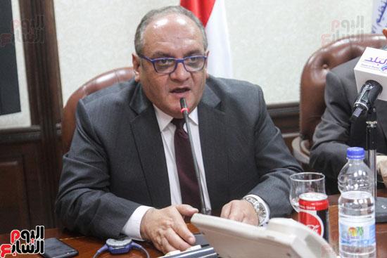 إجتماع رؤساء الصحف الأفارقة (4)