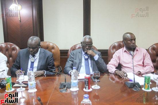 إجتماع رؤساء الصحف الأفارقة (12)