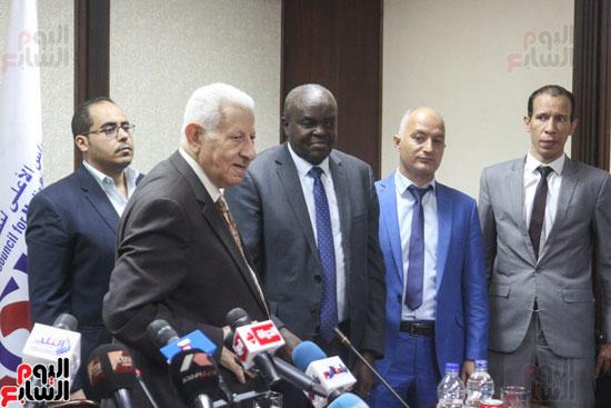 إجتماع رؤساء الصحف الأفارقة (7)