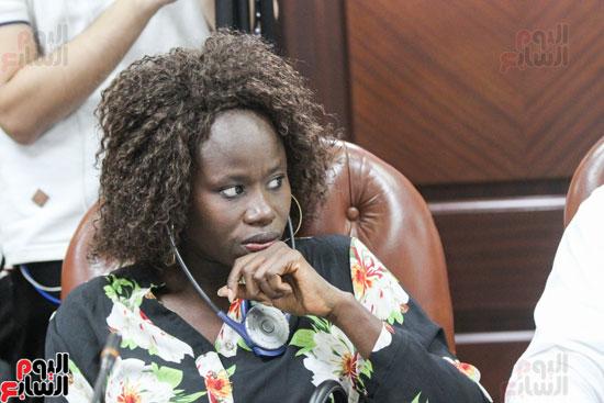 إجتماع رؤساء الصحف الأفارقة (9)