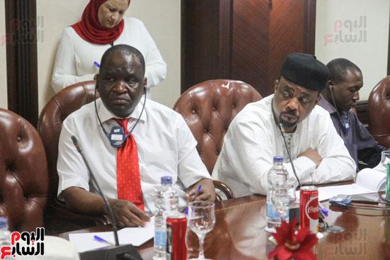 إجتماع رؤساء الصحف الأفارقة (2)