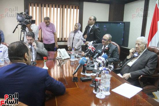 إجتماع رؤساء الصحف الأفارقة (15)