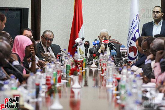 إجتماع رؤساء الصحف الأفارقة (21)