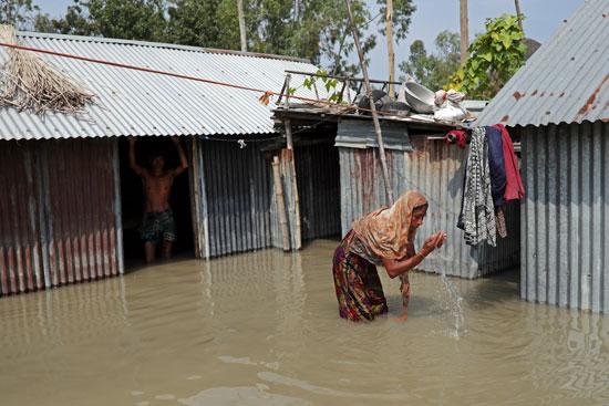 فيضانات بنجلاديش