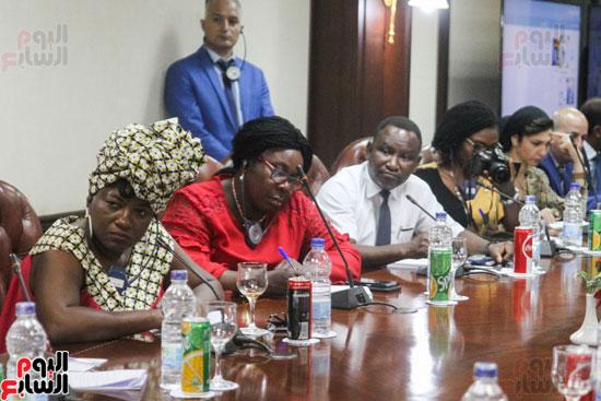 إجتماع رؤساء الصحف الأفارقة (3)