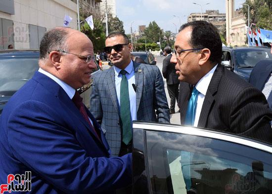 رئيس-الوزراء-ومحافظ-القاهرة