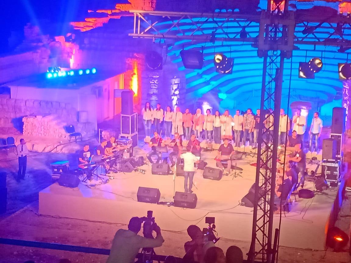 حفلات المهرجان الصيفى بالمسرح الرومانى  (3)