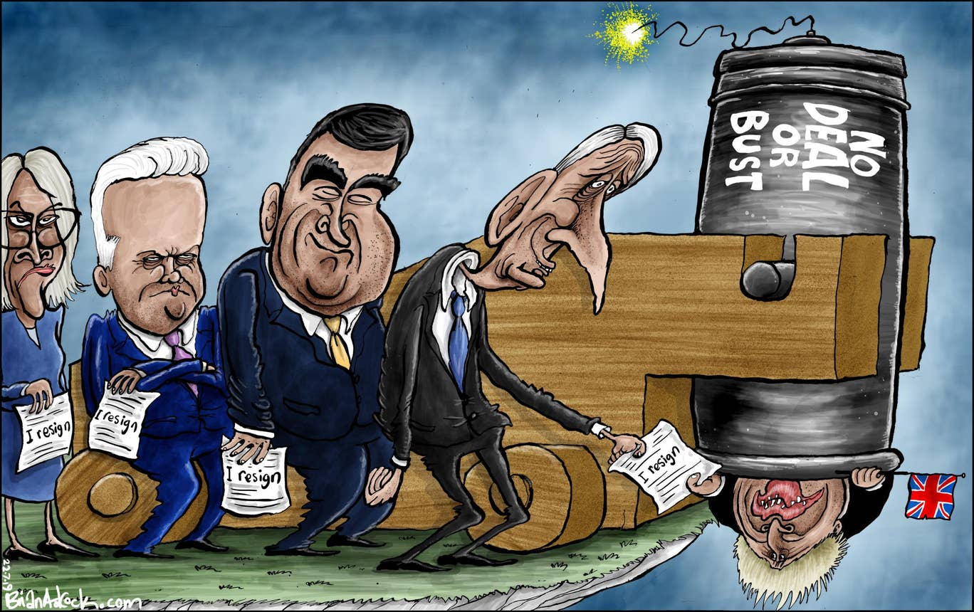 كاريكاتير إندبندنت