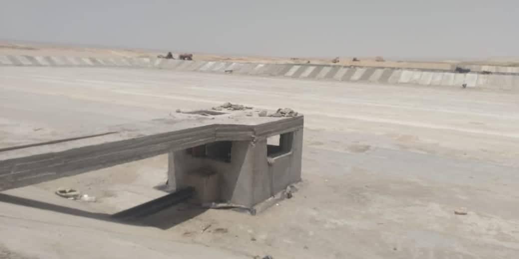 محطة معالجة الصرف بالبداري (5)