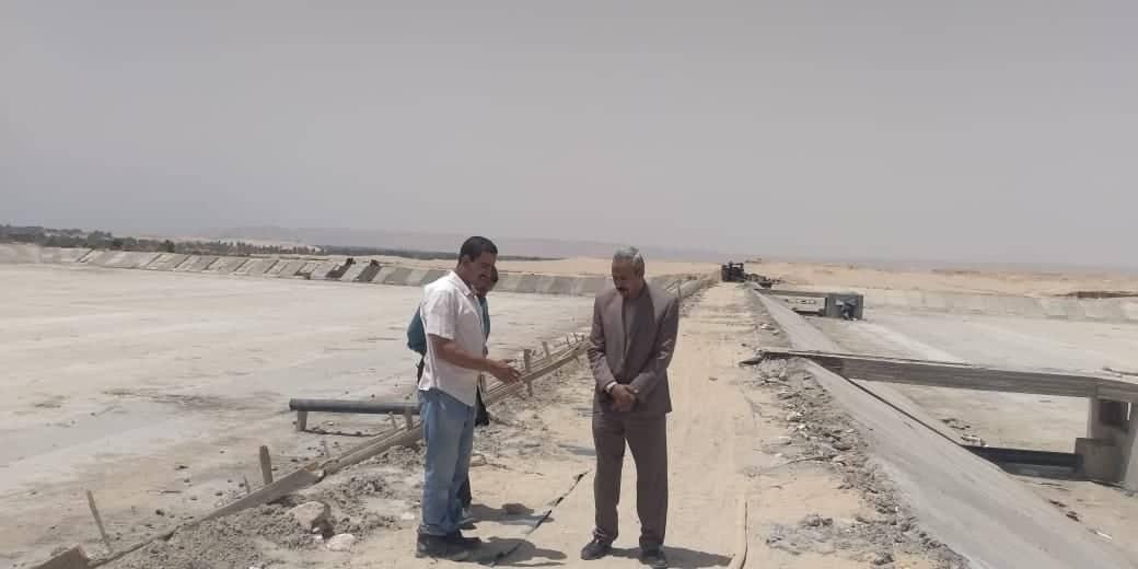 محطة معالجة الصرف بالبداري (4)