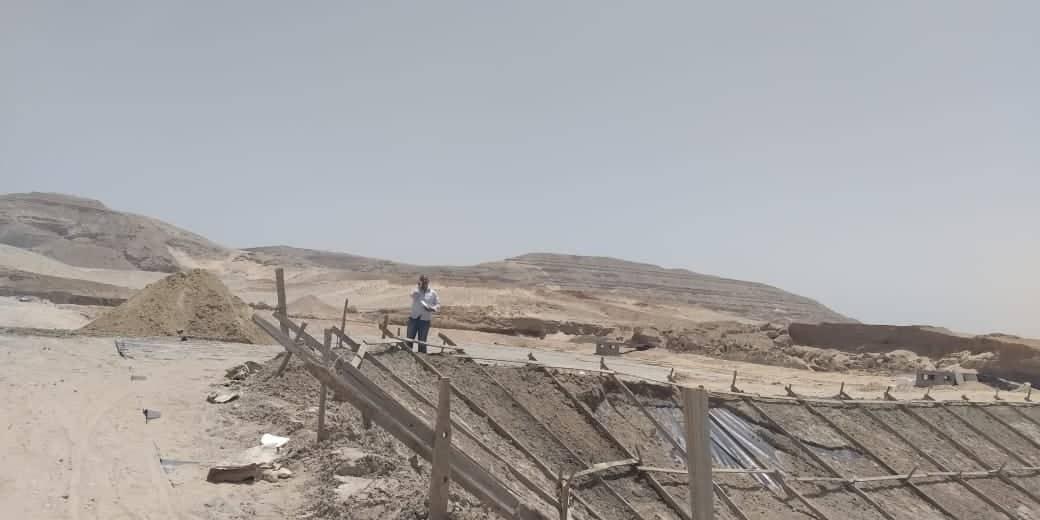 محطة معالجة الصرف بالبداري (1)