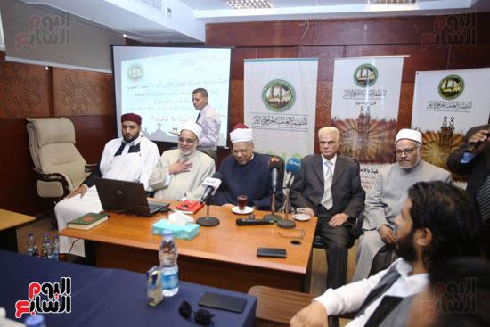 تخريج دفعة ائئمة  لانجلترا وليبيا (12)