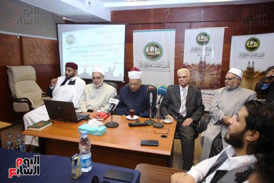 تخريج دفعة ائئمة  لانجلترا وليبيا (13)