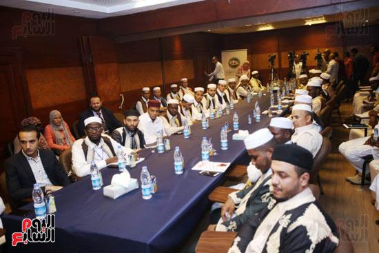 تخريج دفعة ائئمة  لانجلترا وليبيا (5)