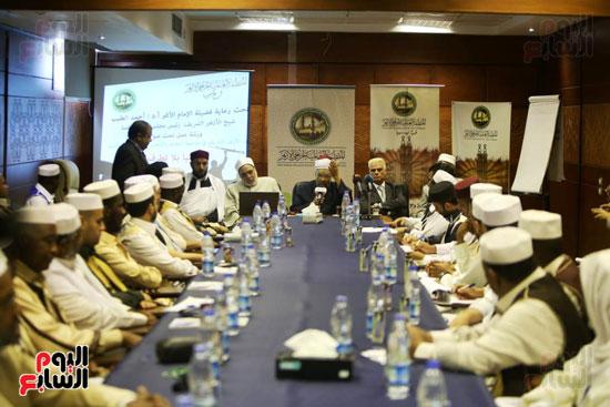 تخريج دفعة ائئمة  لانجلترا وليبيا (9)