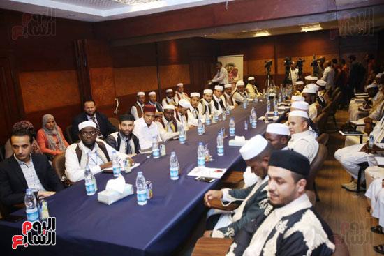 تخريج دفعة ائئمة  لانجلترا وليبيا (4)