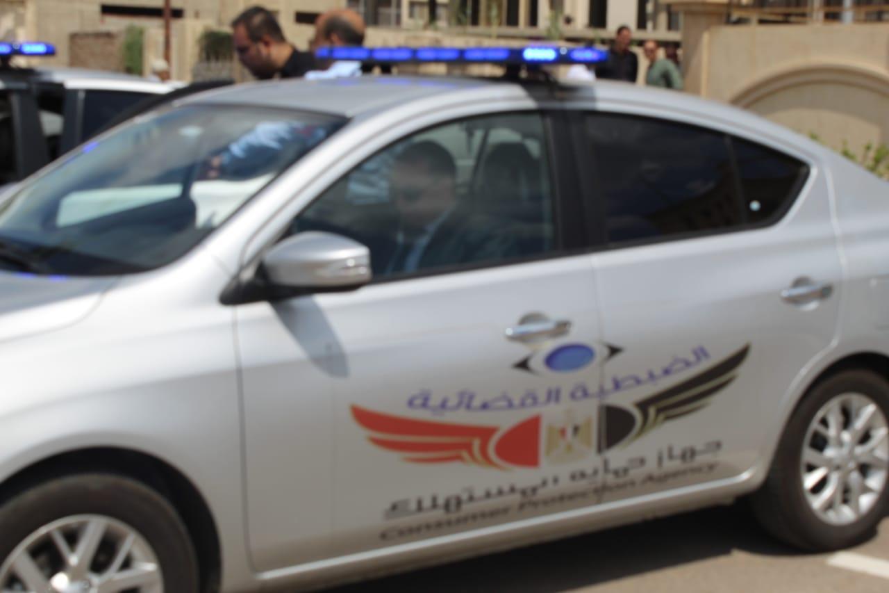 حملات رقابية لمراقبة الأسواق شرق وغرب الإسكندرية  (1)