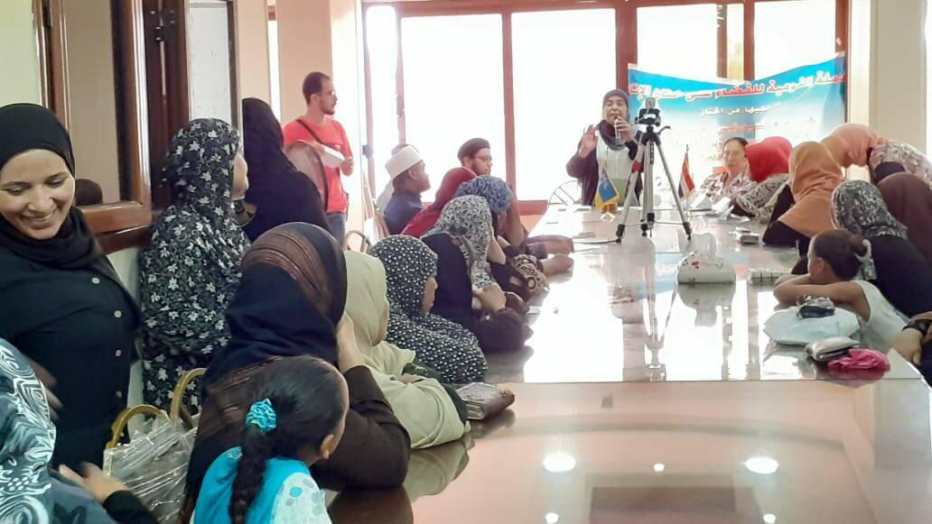 القومى للمرأة ينظم ندوة توعية للقضاء على ختان الإناث بالإسكندرية (4)