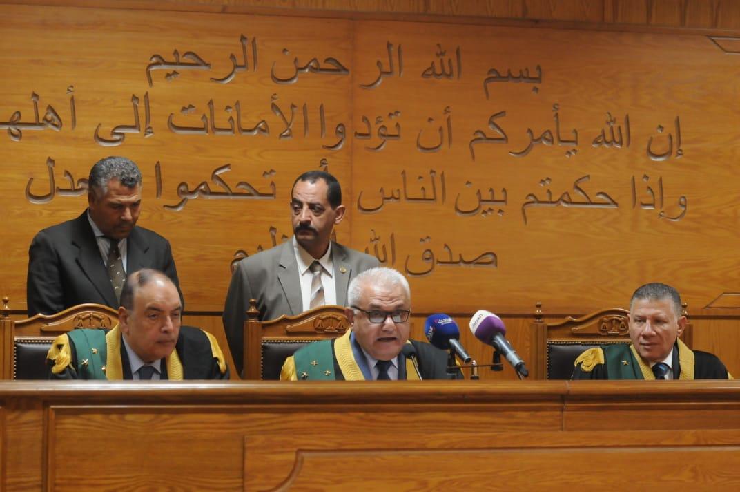 محاكمة اللمتهمين فى قضية طلاب داعش (3)