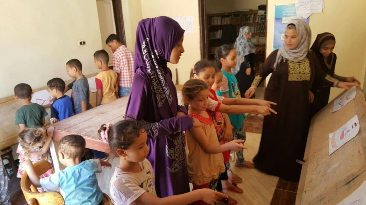 جانب من احتفالات ثقافة المنيا (3)