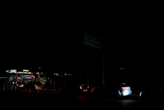 الظلام-فى-فنزويلا