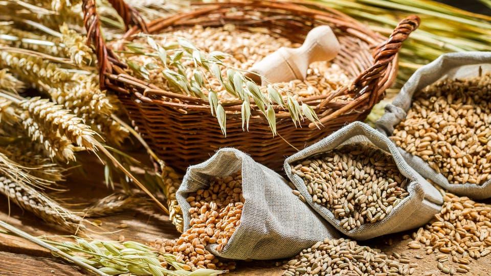 الحبوب مهمة لنظام غذائى صحى
