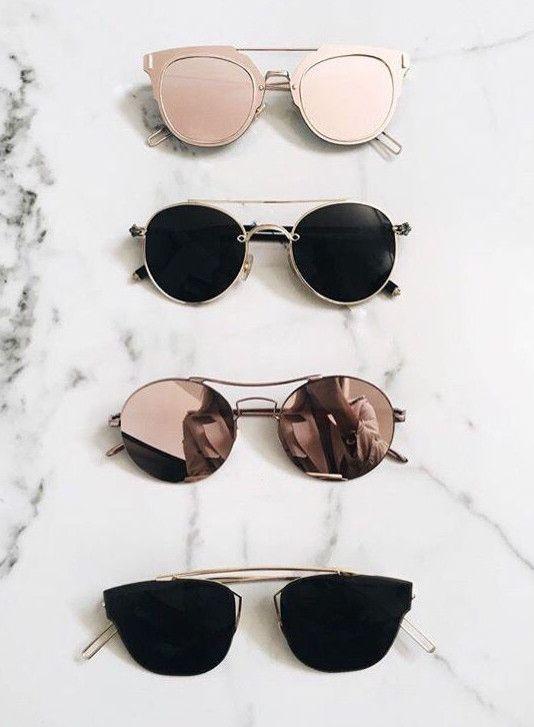 نظارات شمس عصرية