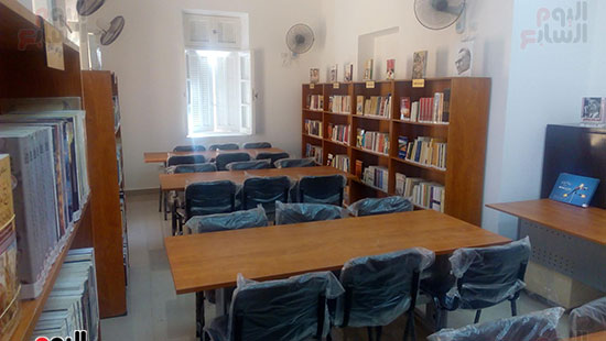 مكتبة جمال عبد الناصر  (2)
