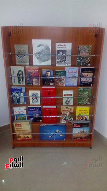 مكتبة جمال عبد الناصر  (3)