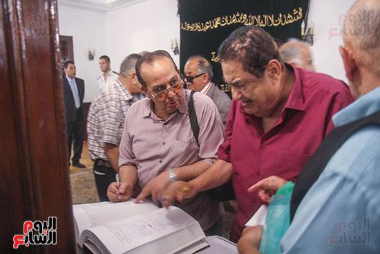 ضريح عبد الناصر (4)