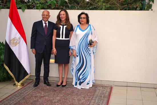 السفارة المصرية فى أنجولا (14)