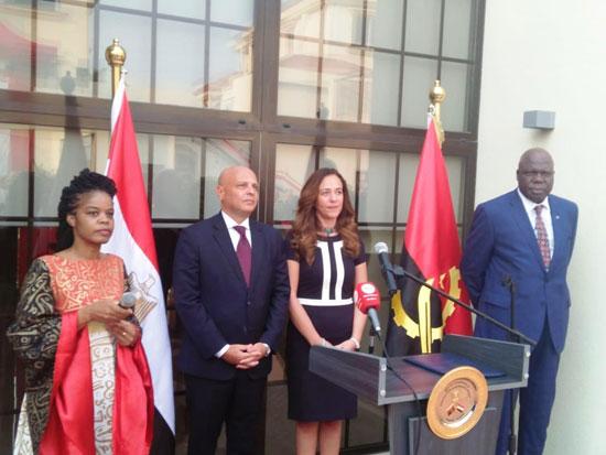 السفارة المصرية فى أنجولا (17)