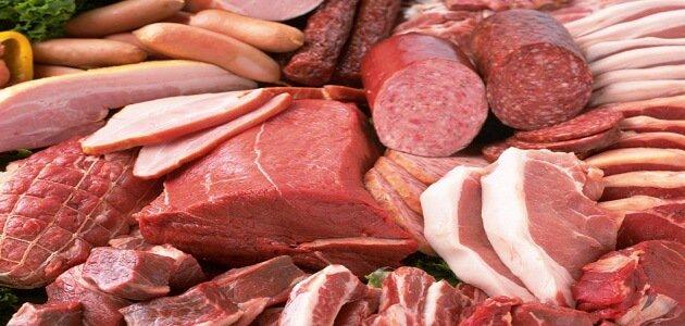 الاعتماد على اللحوم يستعد على افراز مادة تسبب امراض القلب