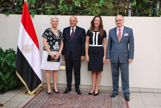 السفارة المصرية فى أنجولا (2)