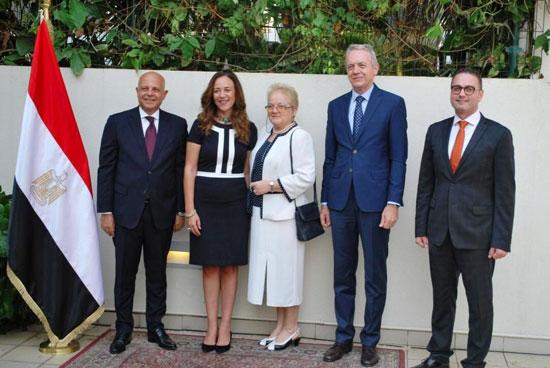 السفارة المصرية فى أنجولا (5)