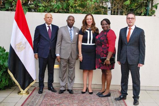 السفارة المصرية فى أنجولا (24)